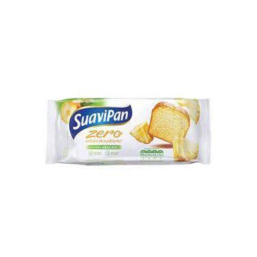 Bolo tipo sobremesa Zero açúcar 250gr Abacaxi - Suavipan