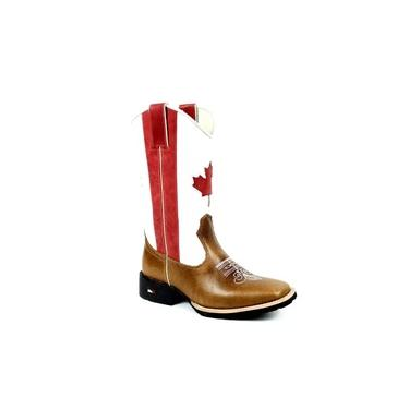 Bota Mr West Boots Canadá Tabaco