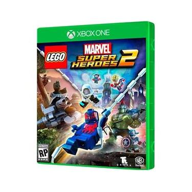 Jogo Lego Marvel Super Heroes 2 para Xbox One WG5325ON