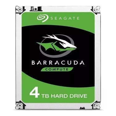 Disco Rígido Interno Seagate Barracuda St4000dm004 4tb