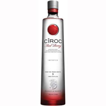 Vodka Cîroc Red Berry 750 Ml