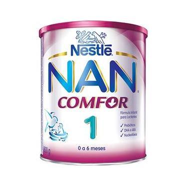Imagem de Nan Comfor 1 800g - Nestlé