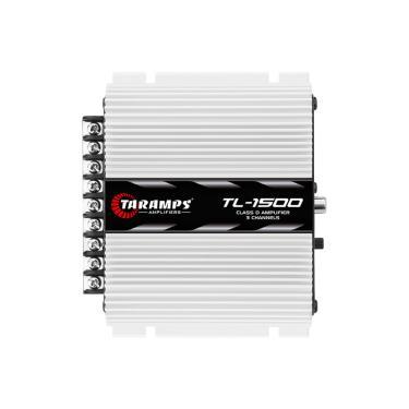 Módulo Taramps Tl 1500 390W Rms 3 Canais  Amplificador