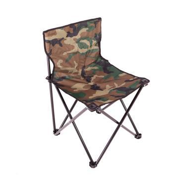 Imagem de Cadeira Dobrável Camping Pesca Premium Camuflada Bel