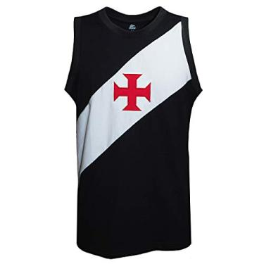 Camisa Liga Retrô Vasco Remo Regata 1898