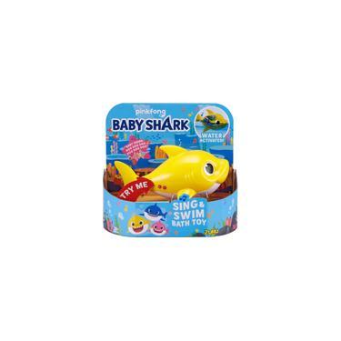 Imagem de Brinquedo Zuru Robo Alive Junior Baby Shark Da Candide 1118