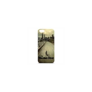Capa Para Iphone 5c De Plástico - The Walking Dead   Atlanta