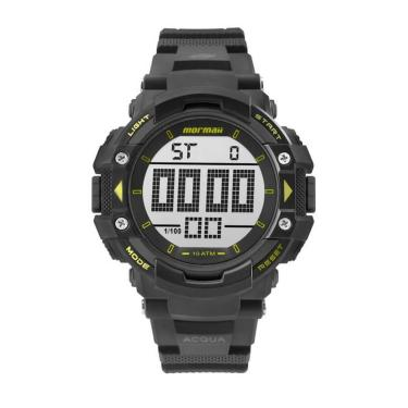 493199a600b3e Relógio Masculino Mormaii Acqua MO15190AA 8V Preto