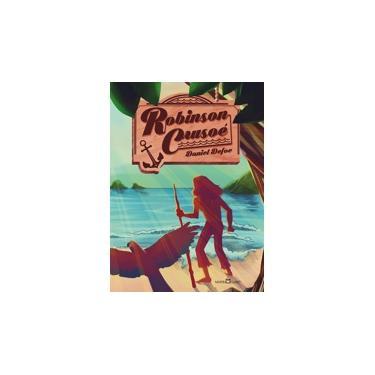 Robinson Crusoé - Daniel Defoe - 9788544001585