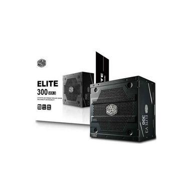 Fonte ATX Cooler Master Elite V3 300W PFC Ativo MPW-3001-ACAAN1-WO