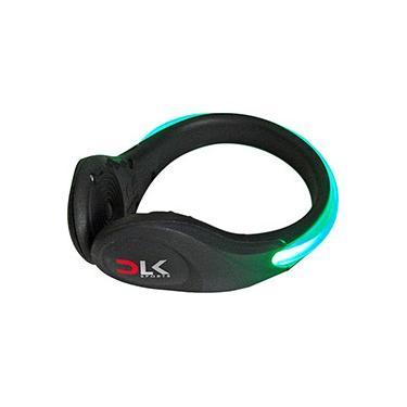 Safelight DLK - Luz de Segurança para Tênis - Verde