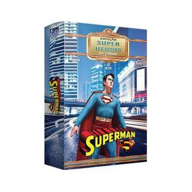 Imagem de Dvd Superman - 2 Dvds - Coleção Super Heróis do Cinema