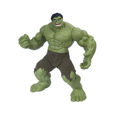 Boneco Marvel Hulk Verde Premium - Mimo