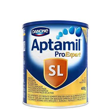 Fórmula Infantil Aptamil Sl Proexpert Danone Nutricia 400g