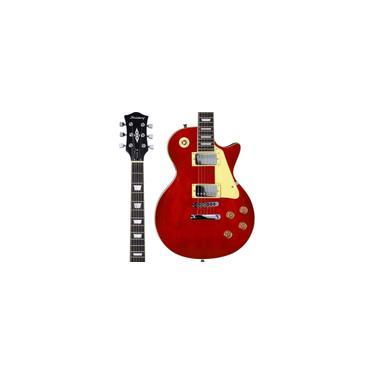 Imagem de Guitarra Les Paul Strinberg LPS230 Wine Red Vermelha