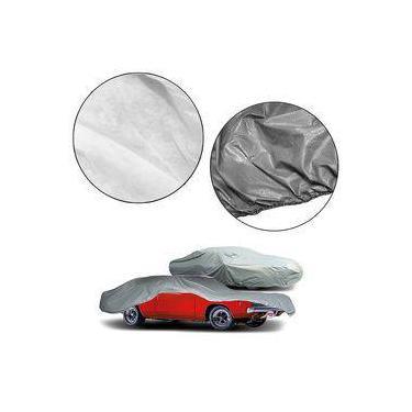 Capa Automototiva Cobrir Carro Protetora Forrada Central Tamanho GG Carrhel