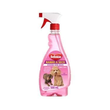 Banho a Seco Spray Refil Bellokão - 500 mL