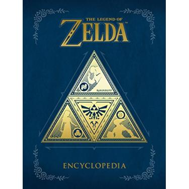 The Legend Of Zelda Encyclopedia - Nintendo - 9781506706382