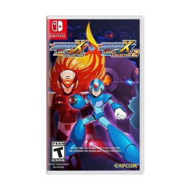 Switch Mega Man X Legacy Collection 1 + 2