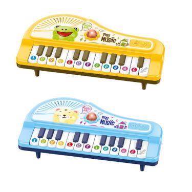 Mini Piano Bichos - Coloria - Verde