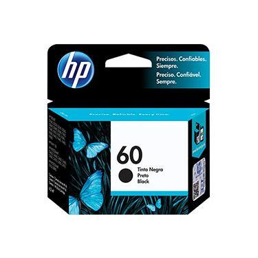 Cartucho HP 60 Preto Original (CC640WB) para HP Deskjet F4224/F4480/F4580/D1660/Photosmart D110a/C4780/ENVY D410a