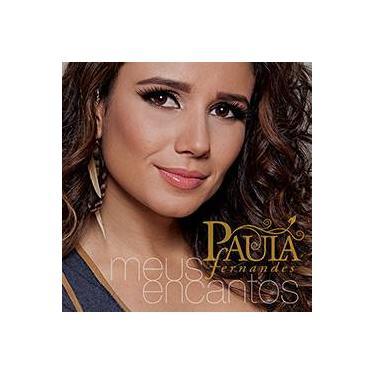 Imagem de CD Paula Fernandes: Meus Encantos