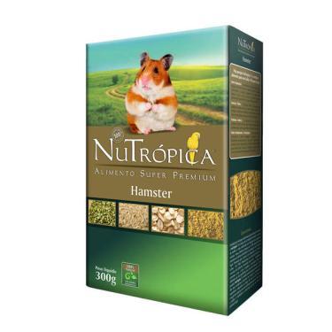 Ração Nutrópica para Hamster - 300 g