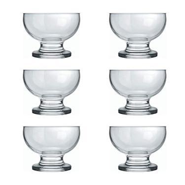 Imagem de Conjunto de Taças Para Sobremesa 220 Ml 6 Peças - Nadir