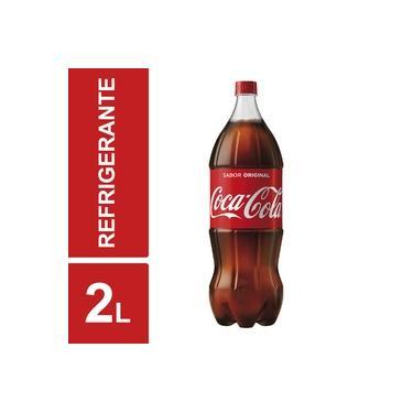 Refrigerante Coca-cola 2l Pet