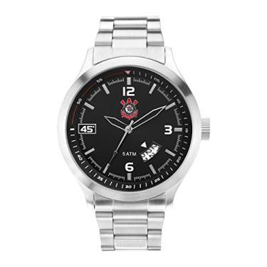 Relógio de Pulso Analógico Corinthians   Joalheria   Comparar preço ... 87460fa002