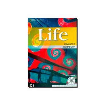 Life. Advanced Workbook (+ Audio CDs) - Panfleto - 9781133315766