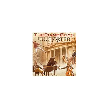 CD+DVD The Piano Guys: Uncharted