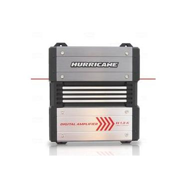 Módulo Amplificador Digital Hurricane H 1.8k 1800 Watts Rms 1 Canal Mono