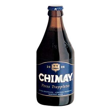 CERV CHIMAY BLUE 330ML