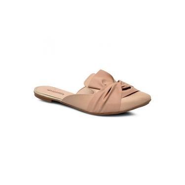 Sapato Mule Mississipi Laço Bico Fino Q2694