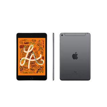 "Imagem de iPad Mini Cinza com Tela de 7,9"", 3G/4G, 64 GB e Processador A12 - MUX52BZ/A"