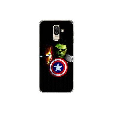 Capa para Galaxy J8 - The Avengers | Os Vingadores 1