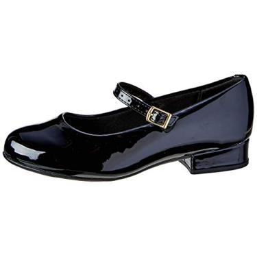Sapato Verniz Premium, Molekinha, Meninas, Preto, 31