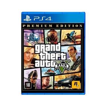 Game Gta V Premium Edition