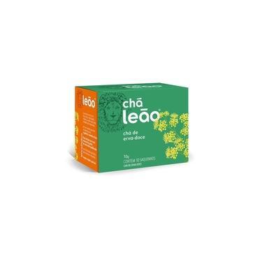 Chá Leão Erva Doce em sachês - 10Ud