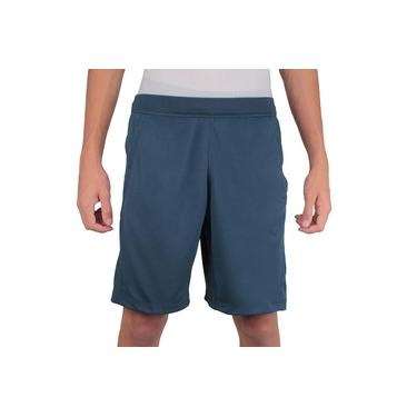 Imagem de Shorts Adidas 3S 9IN Marinho e Branco