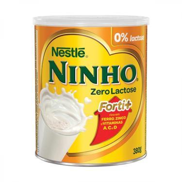 Leite Ninho Zero Lactose Nestlé 380g