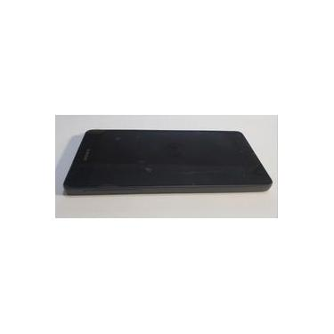 Frontal Lcd Display Touch Screen Sony Xperia E5 F3313 F3311 100% Original Com Aro