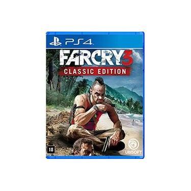 Game Far Cry 3 Classic Edition - PS4 - legendado em português