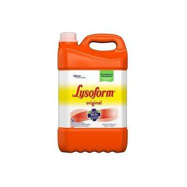 Desinfetante Lysoform Bruto 5 Litros
