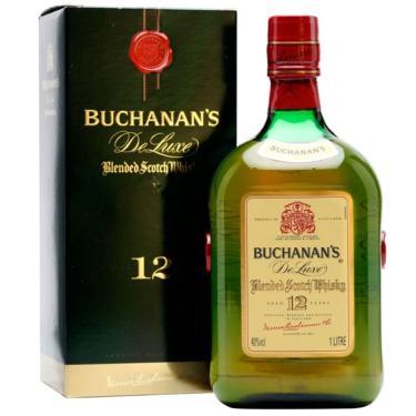 Whisky Buchanan's 12 Anos 1 Litro