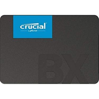 "SSD Crucial BX500-480GB 3D NAND SATA 2.5"",  Micron, CT480BX500SSD1 I"