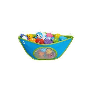 Imagem de Organizador De Brinquedos De Banho Azul Munchkin