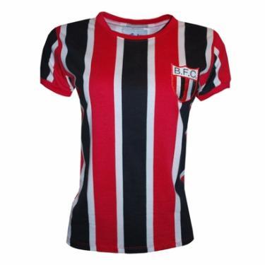 afd07636e1 Camisas de Times de Futebol Casuais Botafogo Feminino