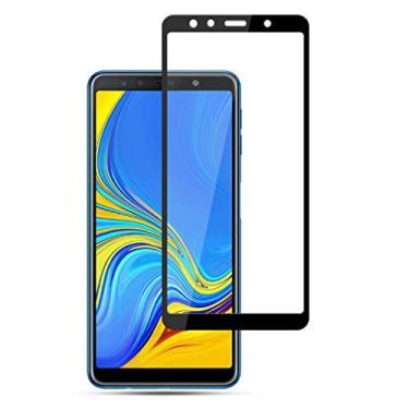 Pelicula de vidro 3D tela toda Samsung Galaxy A7 2018 SMA750